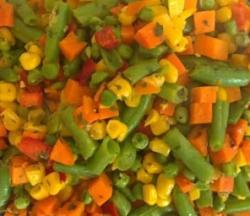 Vajon párolt zöldség