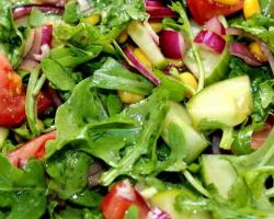 Friss saláta