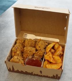 Kentucky csirkeszárny box